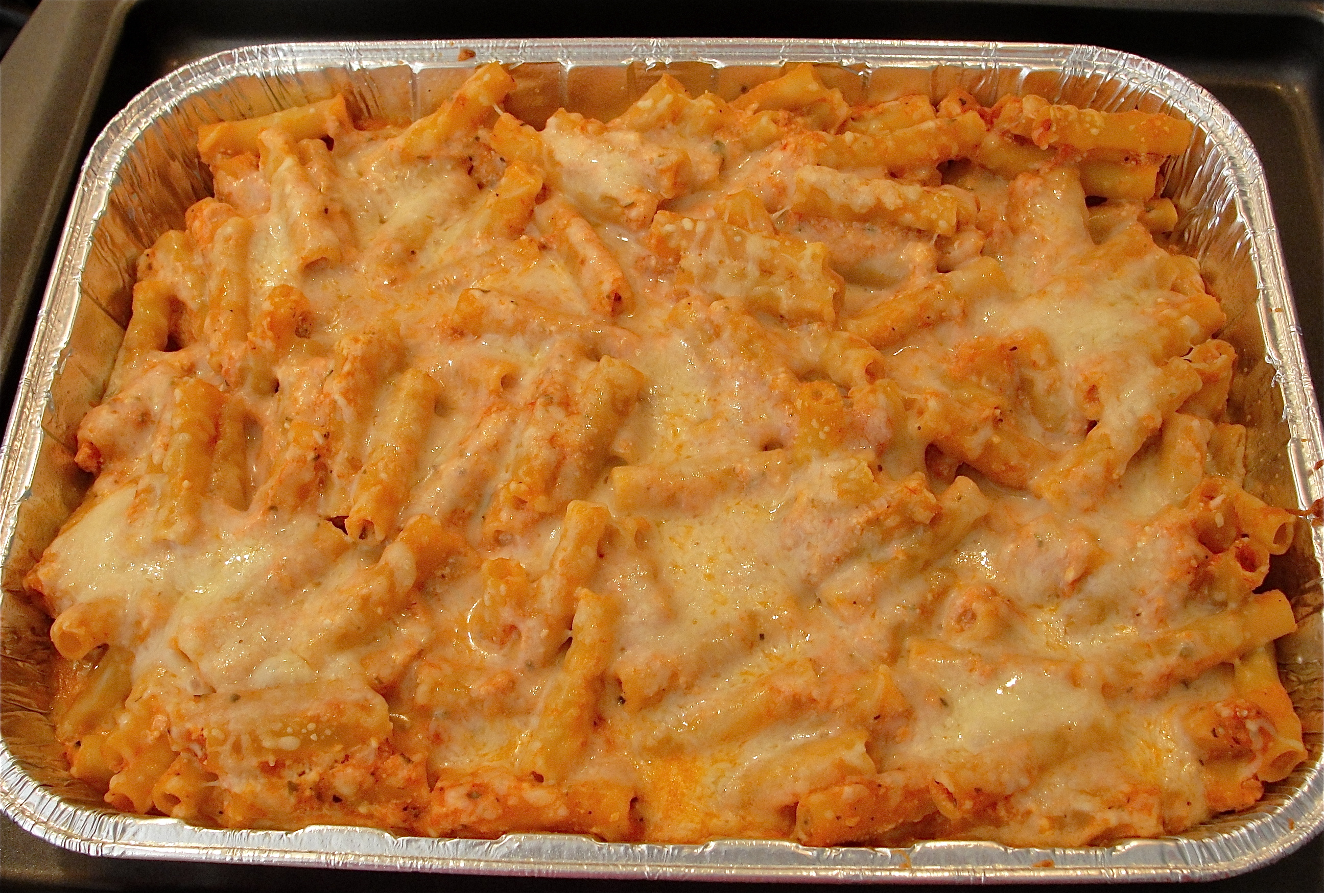 Baked Ziti | Playing With My Dinner