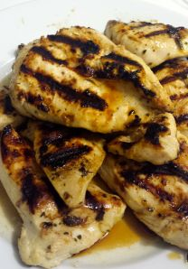 lemon chicken